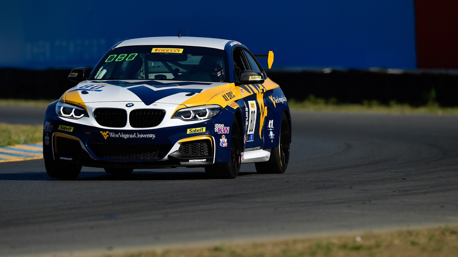 Schwartz Grabs TC Race 1 Pole  at Sonoma Raceway