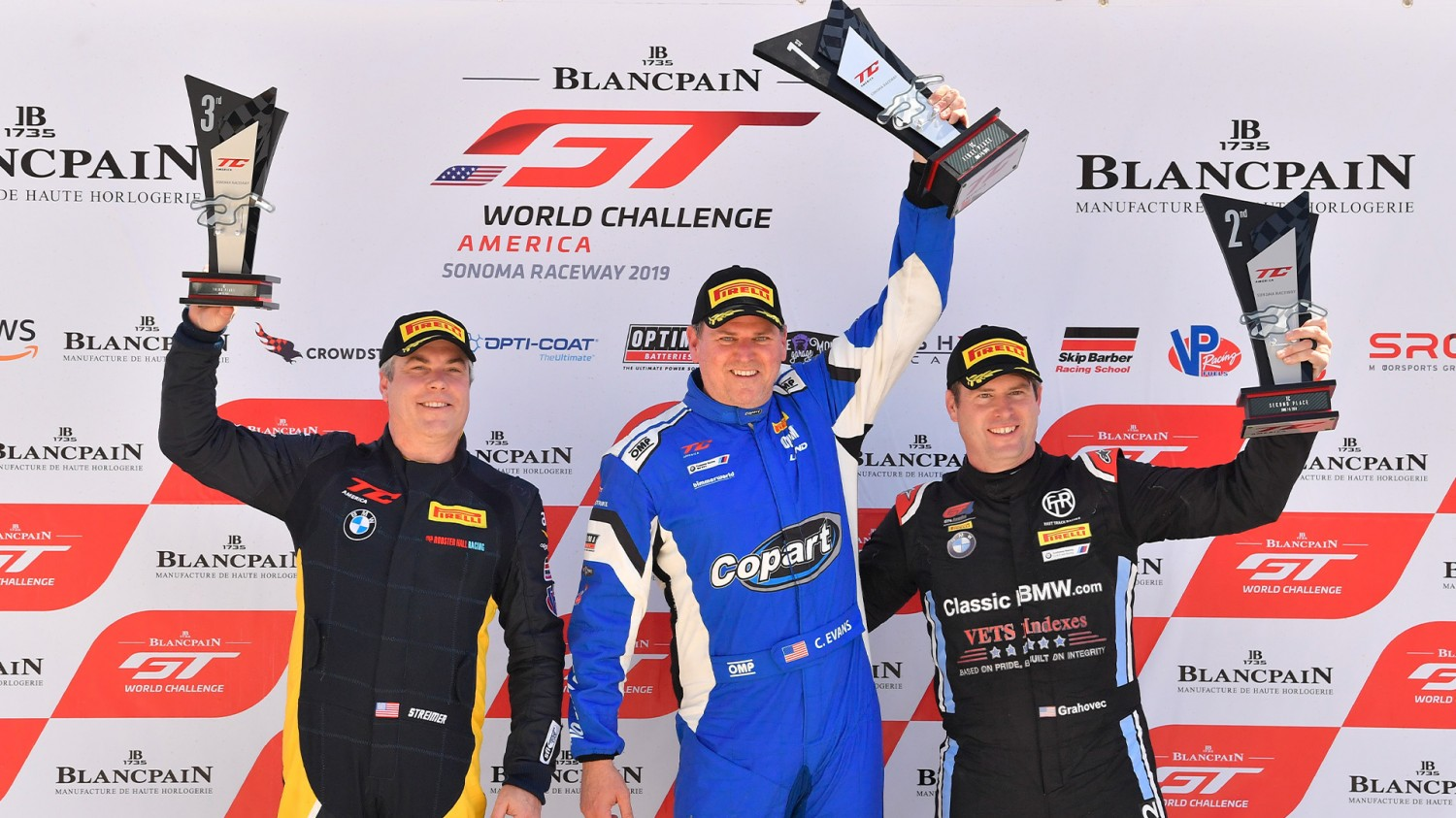 Evans Victorious in TC Race 2 at Sonoma