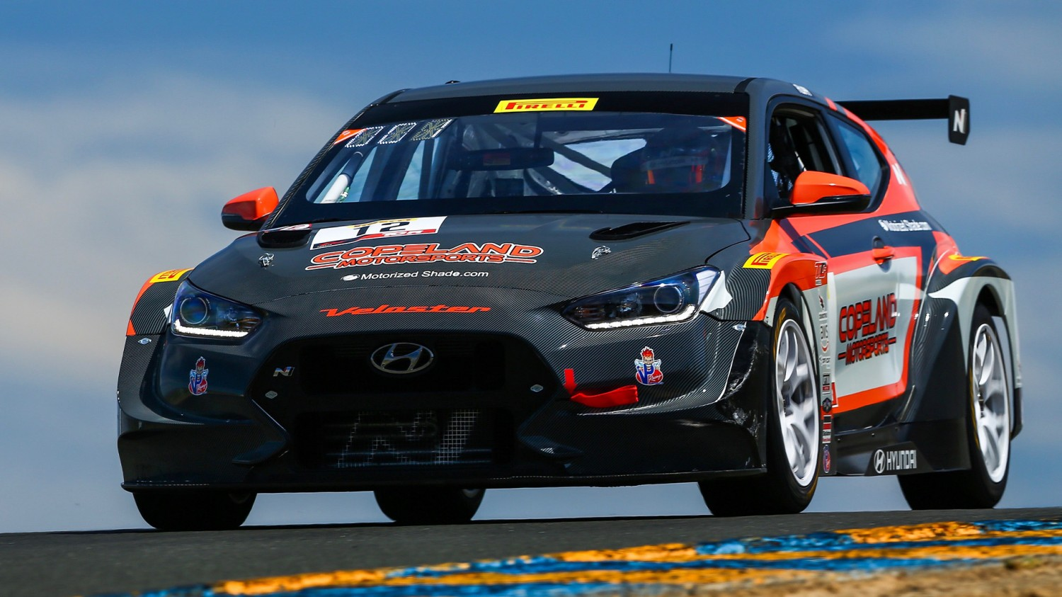 Filippi Dominates TCR Race 2 at Sonoma; Maxson Sweeps in TCA