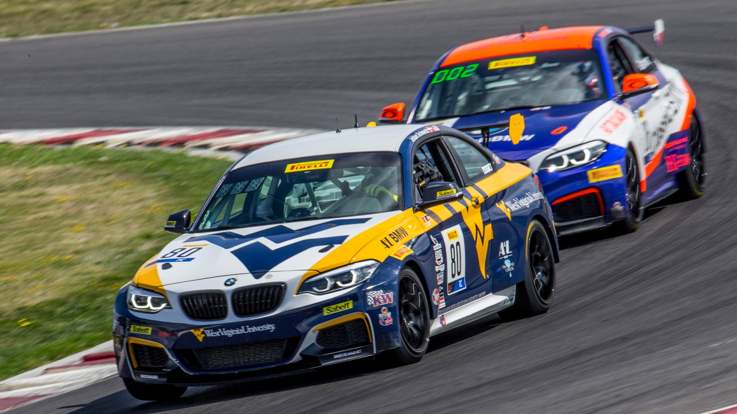 Schwartz Wins Exciting TC America Race at Portland International Raceway