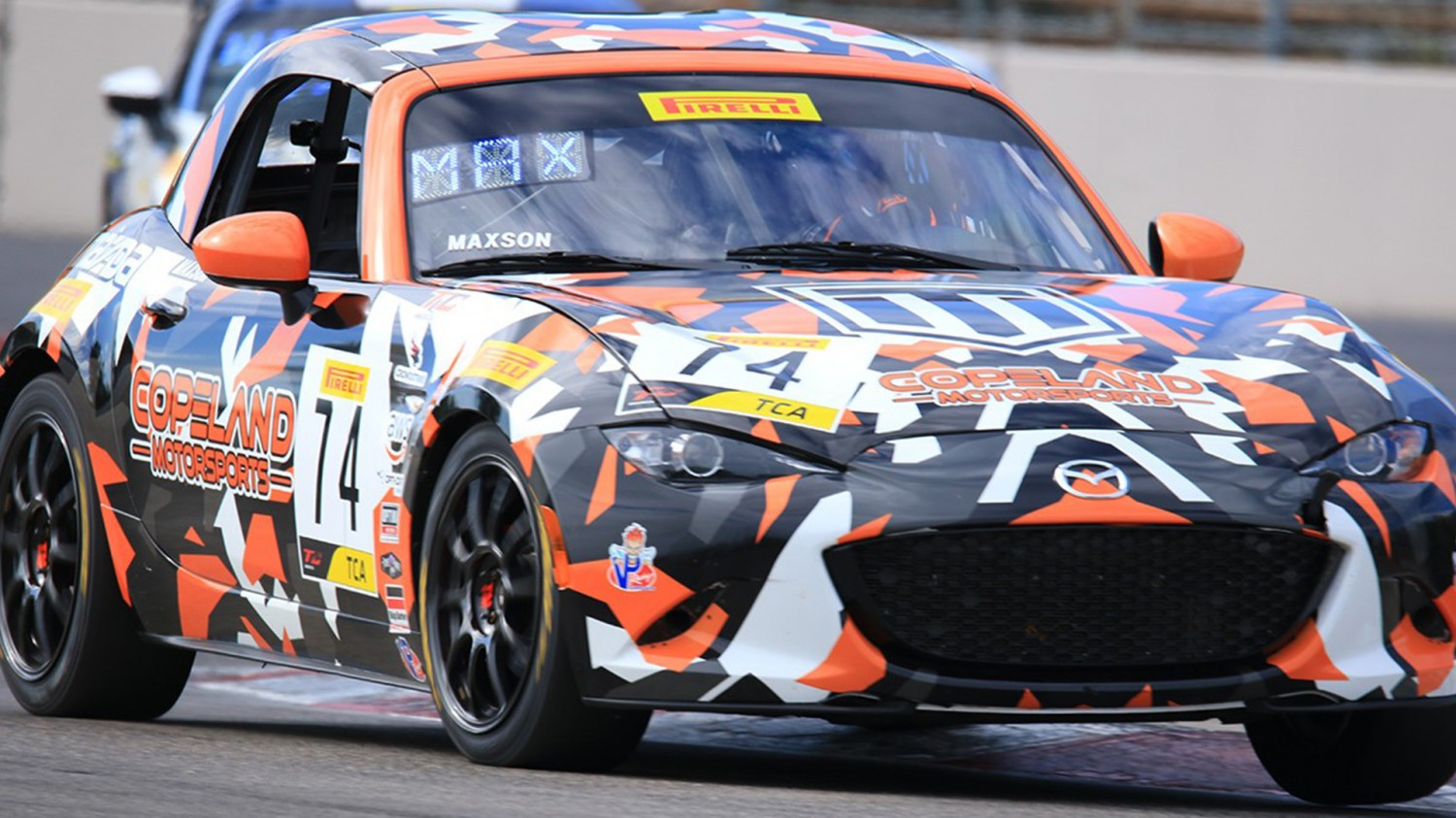Sitting Second in Points, Tyler Maxson Aims for the Top at Watkins Glen