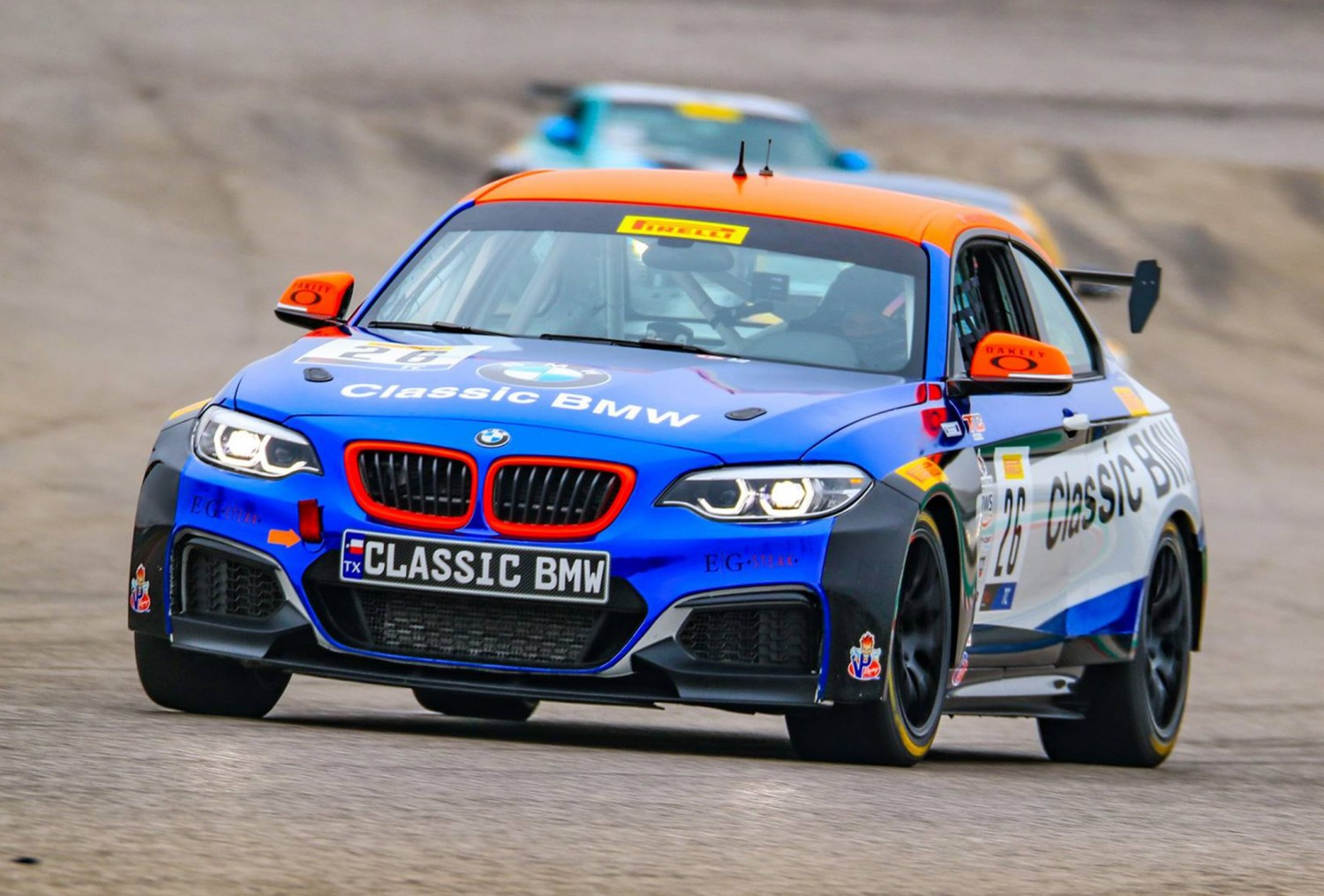 Fast Track Racing/CLASSIC BMW Team Set for SRO Doubleheader This weekend at the famed Watkins Glen Int'l