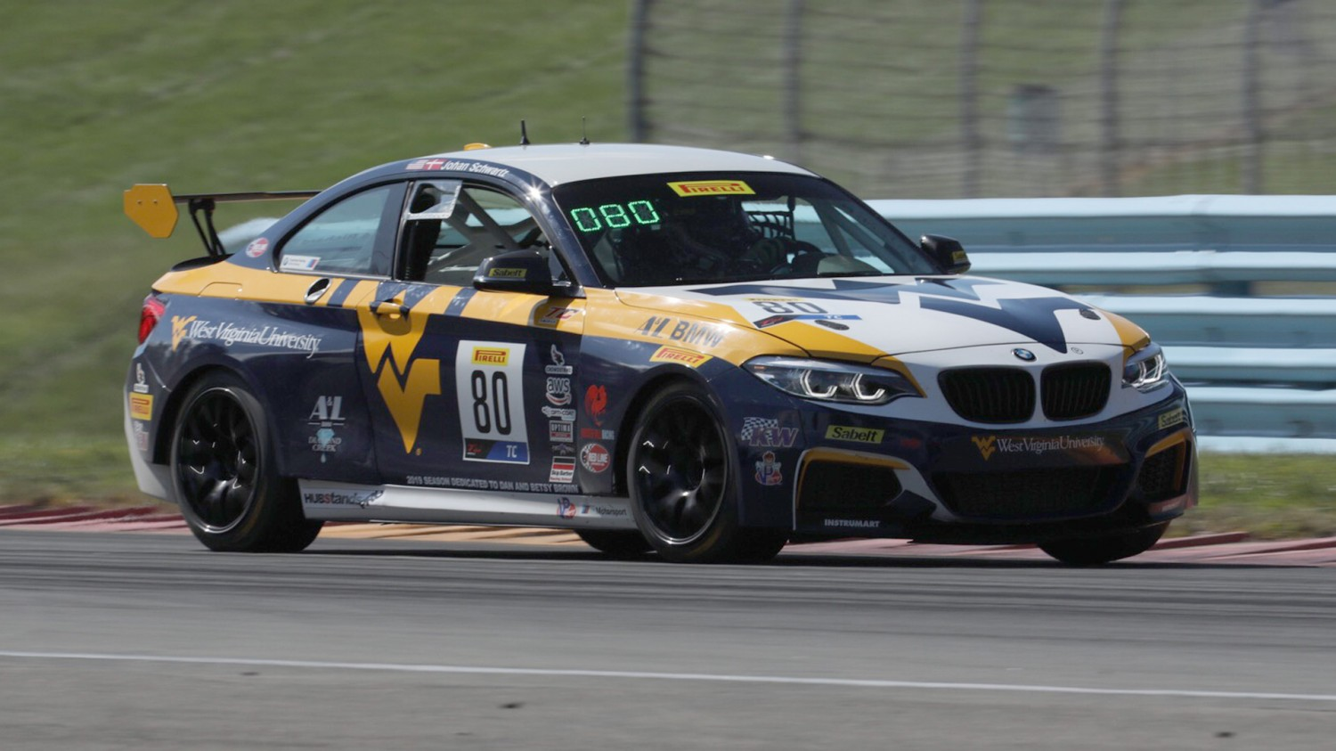 Schwartz Bests Field Once Again at Watkins Glen