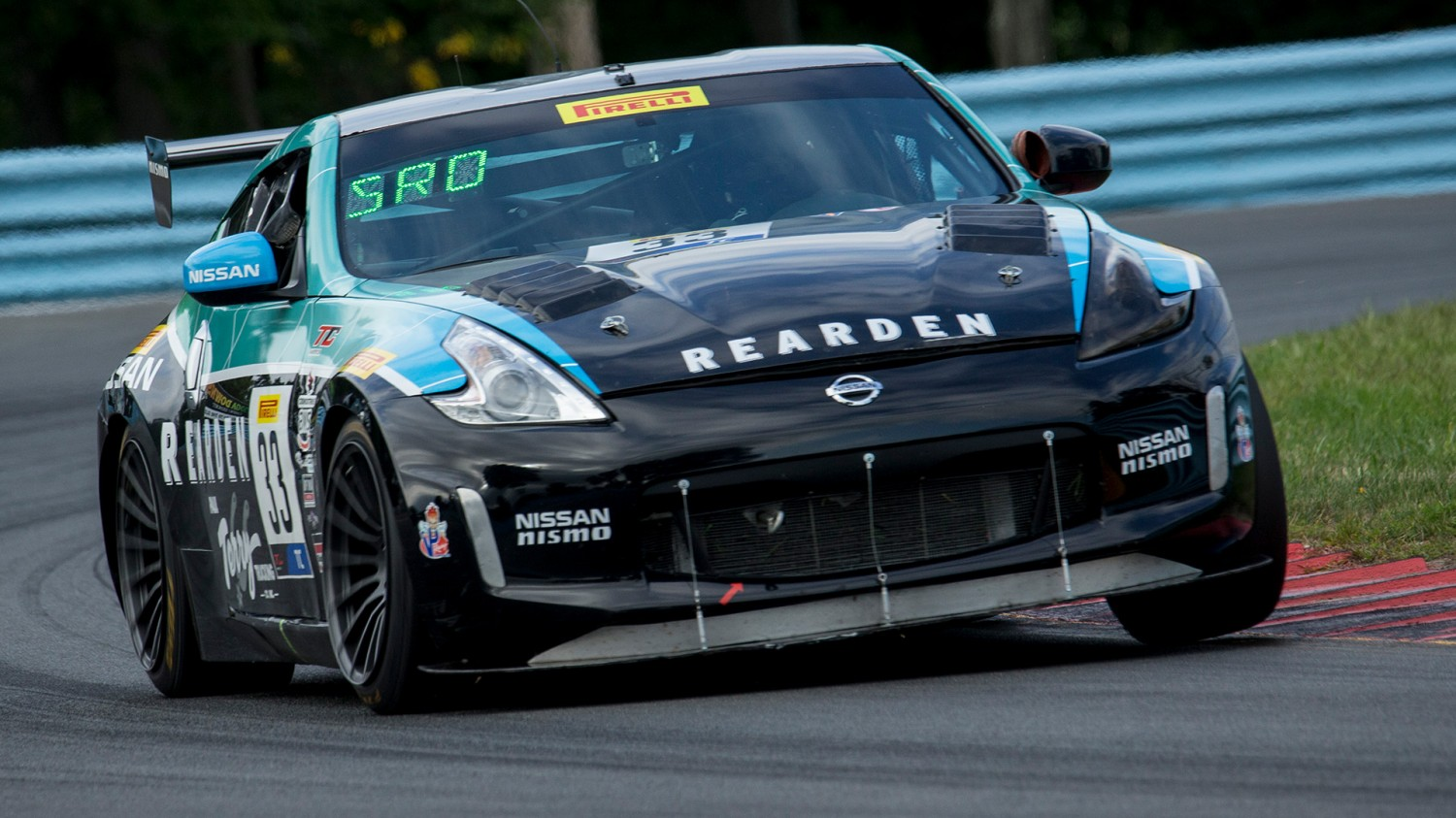 Terry Outduels Schwartz to Win TC Round 9 at The Glen
