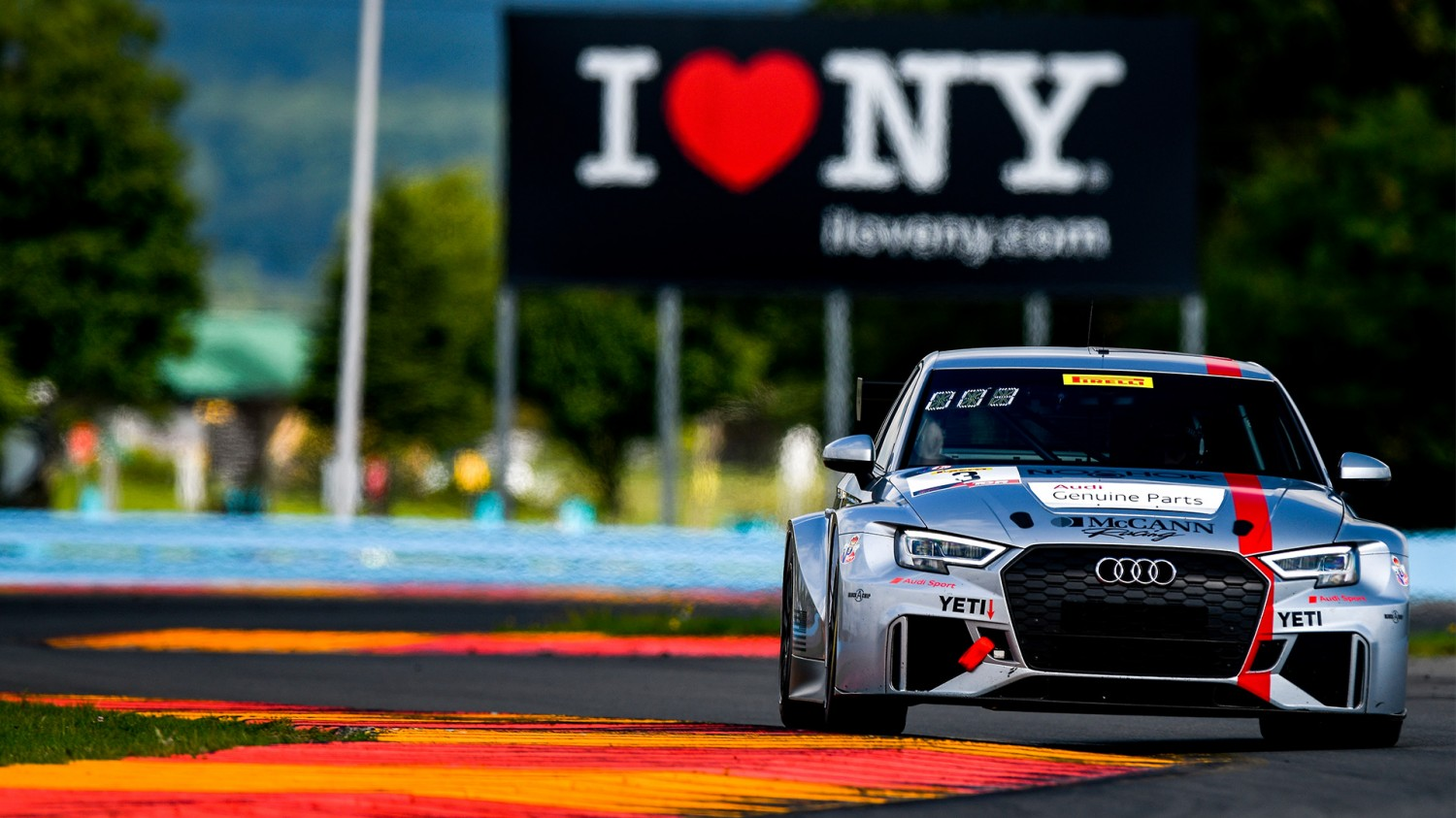 McCann Cruises to TCR Victory At Watkins Glen; Pombo Wins TCA
