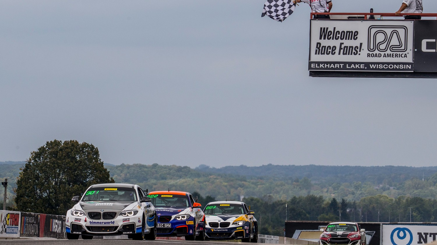 Series Veteran Clay Wins Action-Packed TC Round 11 at Road America