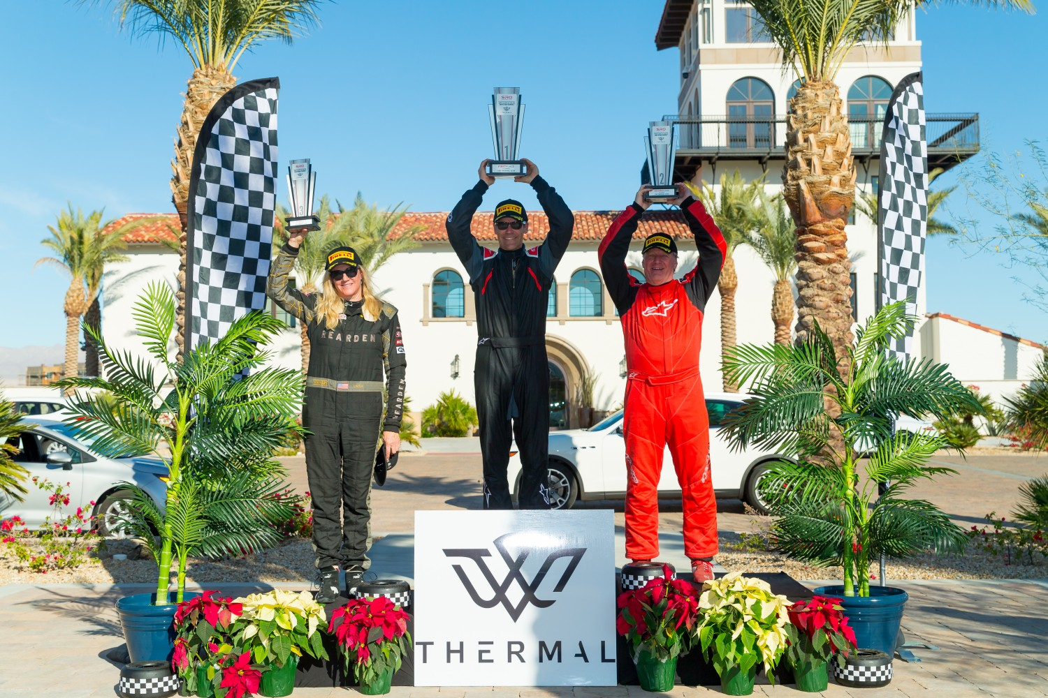 TCR, TC, and TCA Run Groups - 2019 Winter Invitational at The Thermal Club, Dec 13-15, 2019 - Thermal, Calif.