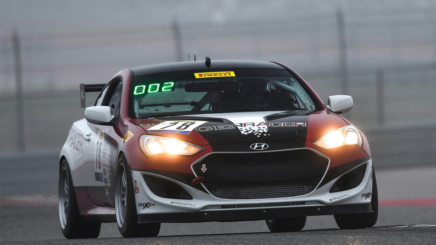 Ricca, Schwartz Take Front Row for TC America TC Round 1 Competition