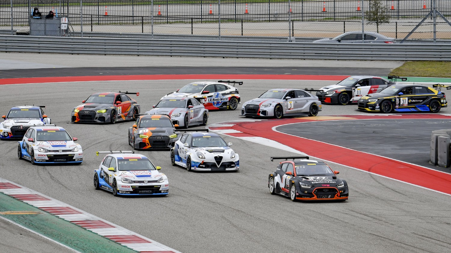 Victories for Multiple Manufacturers as TC America Kicks Off at COTA