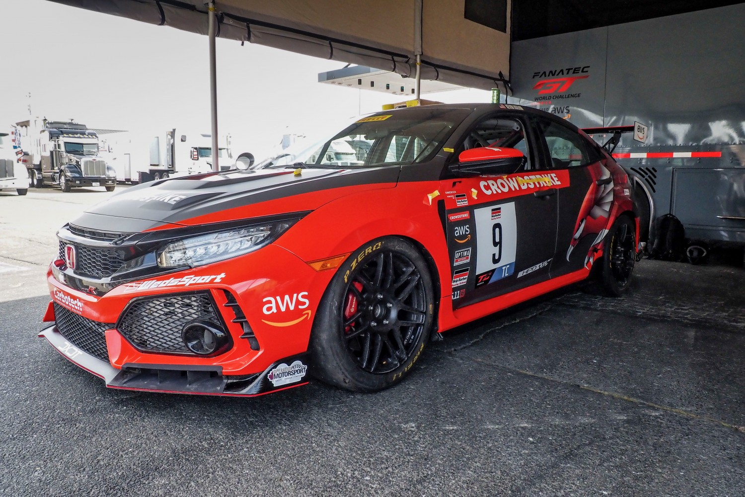 DXDT Racing Brings Full Squad to Sonoma Raceway for Season Start
