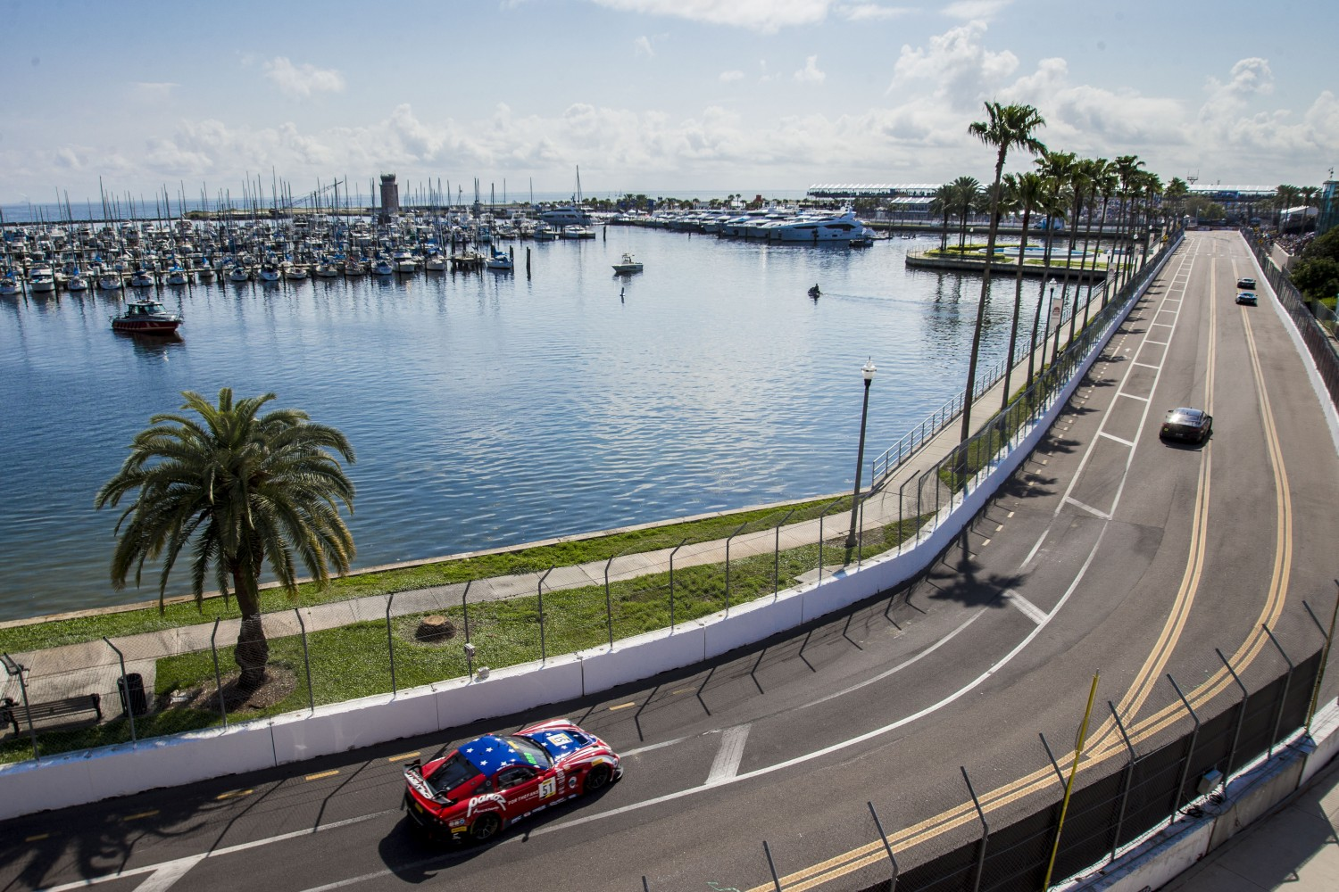 Racing to Proceed at St. Petersburg Grand Prix