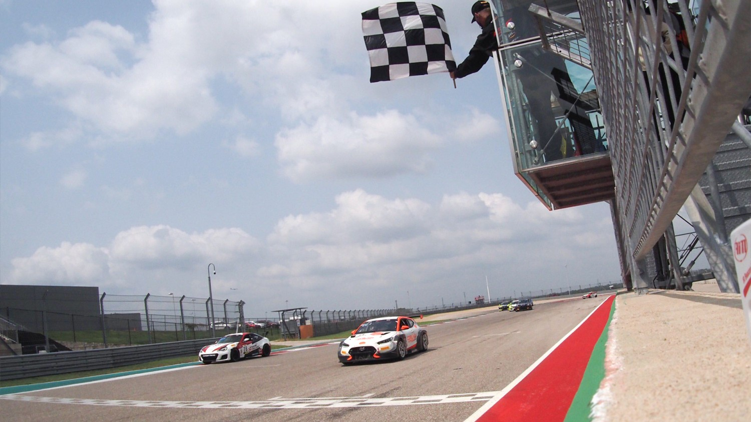 Pole Sitters Again Reign Supreme in TC America Round 13 at COTA