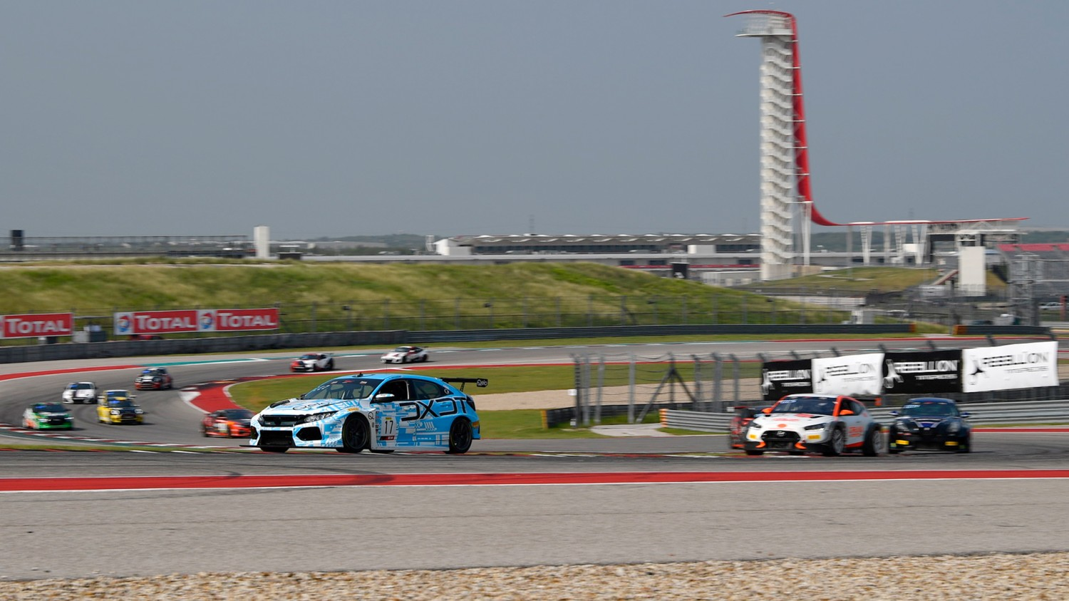 Smithson Strikes In TC America Race 3 at Circuit of the Americas