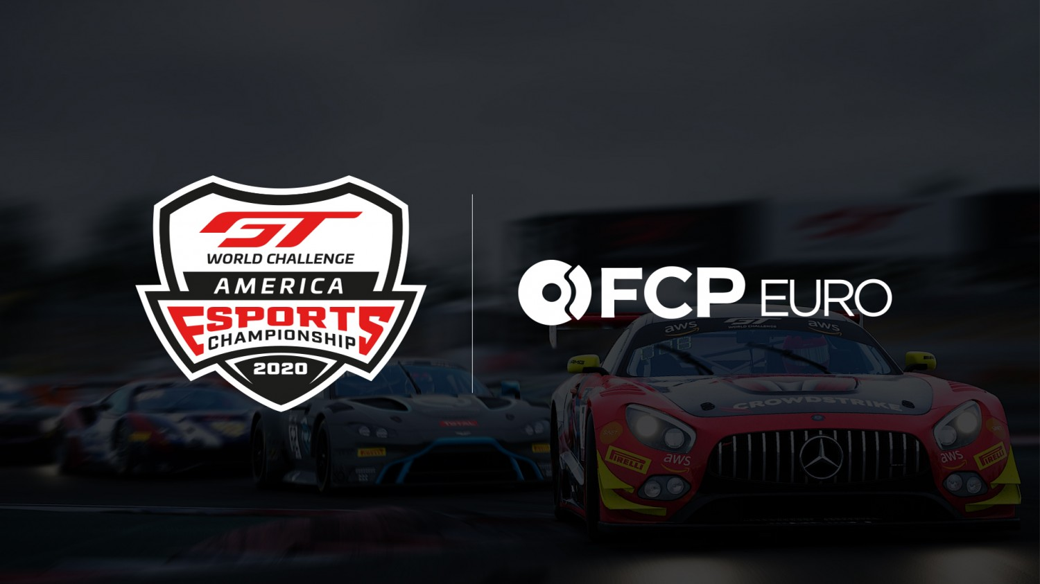GT World Challenge America Esports Championship Returns for Season 2 with new Title Partner FCP Euro