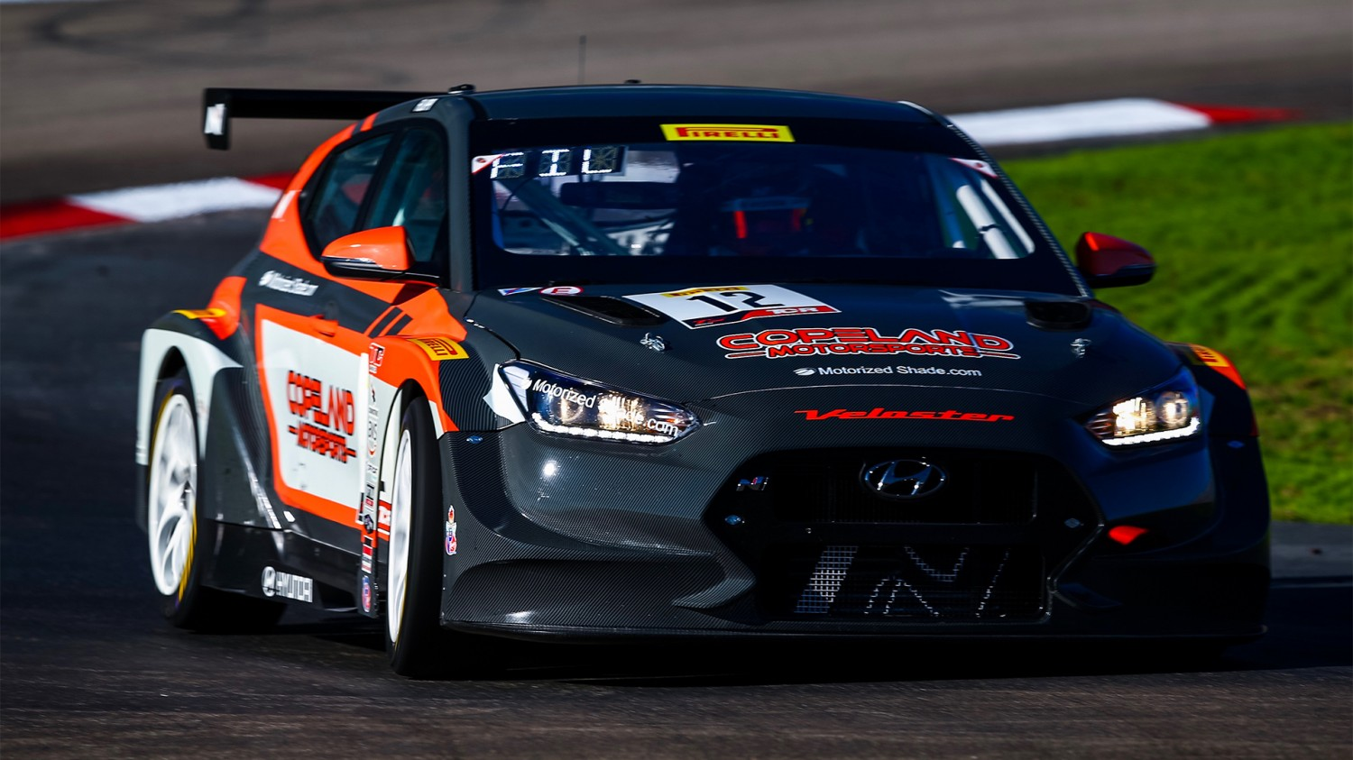 Filippi Flies To TCR Pole For Vegas Race 1; Mat Pombo in TCA