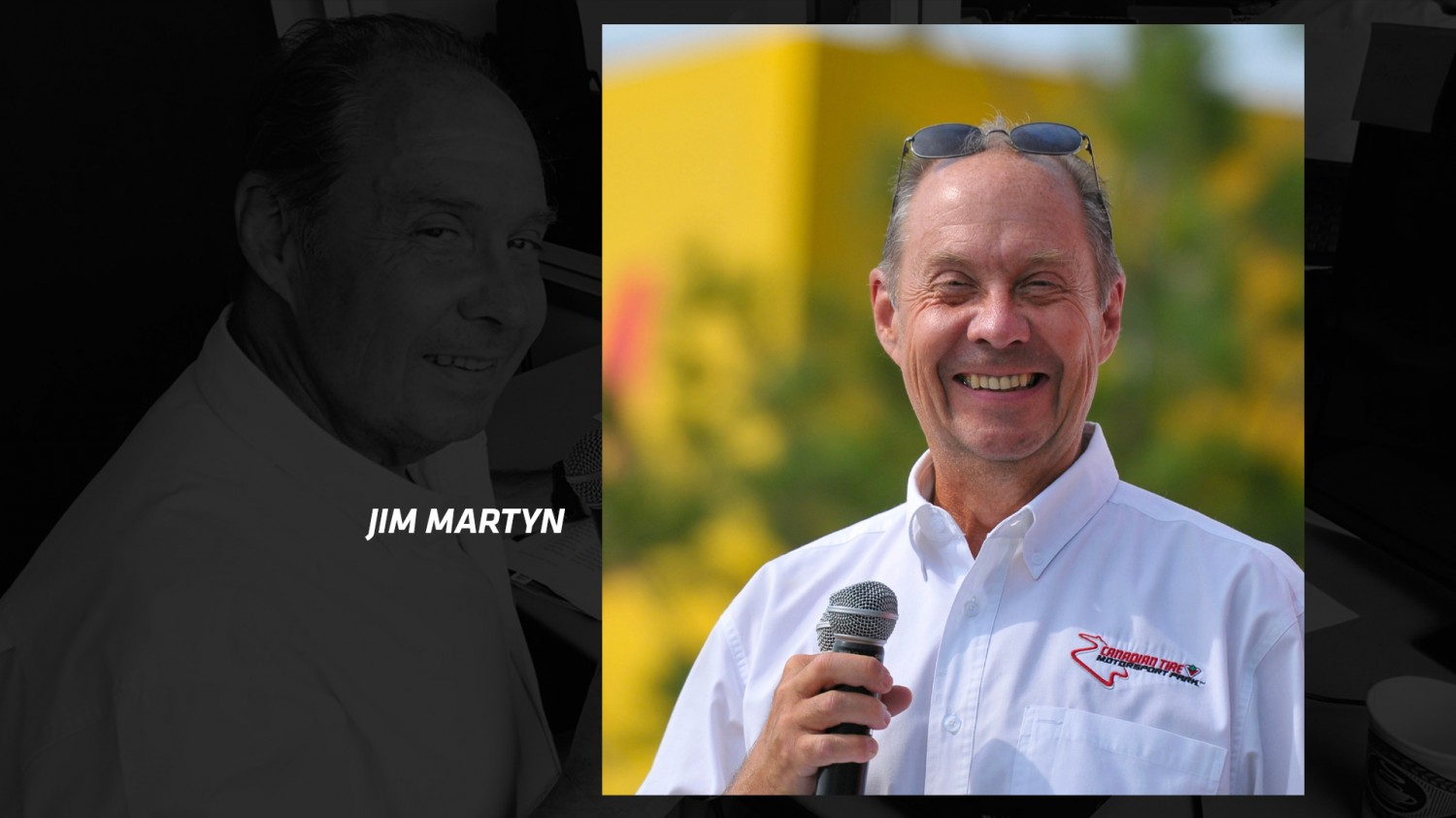 Former World Challenge Announcer Jim Martyn Remembered by Series Staff and Competitors
