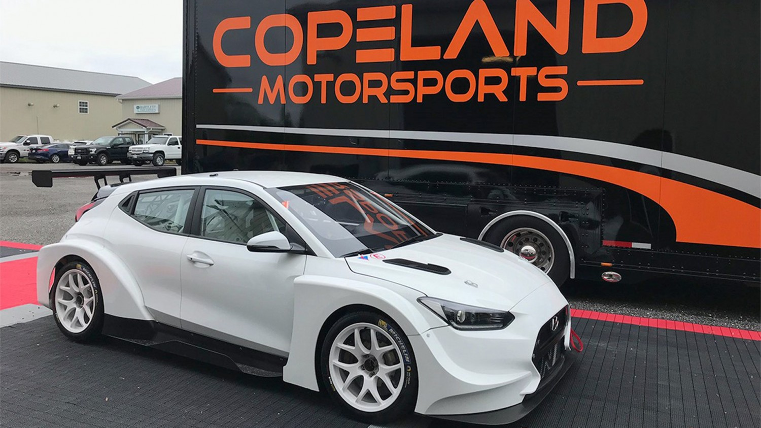TCA Champion Tyler Maxson Commits to Hyundai and Copeland Motorsports TCR Program for 2020