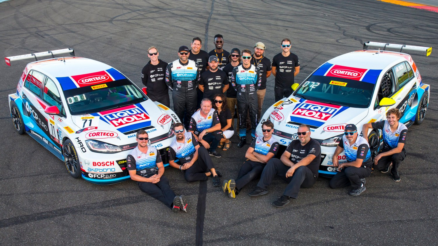 A Total Team Effort: FCP Euro Wins 2019 TC America TCR Championships