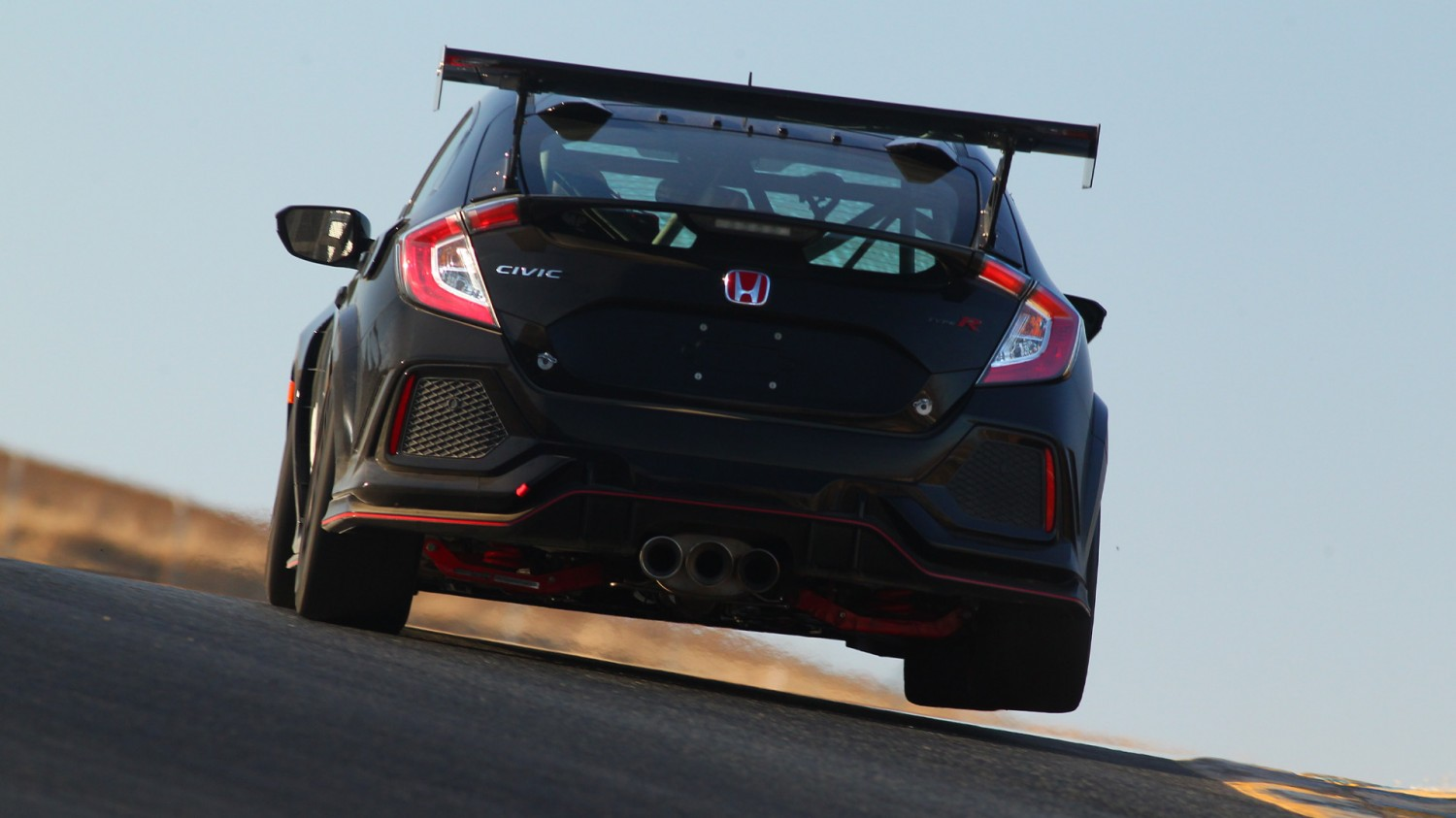 Gradient Racing, HPD Team Up for Civic Type R TC Model