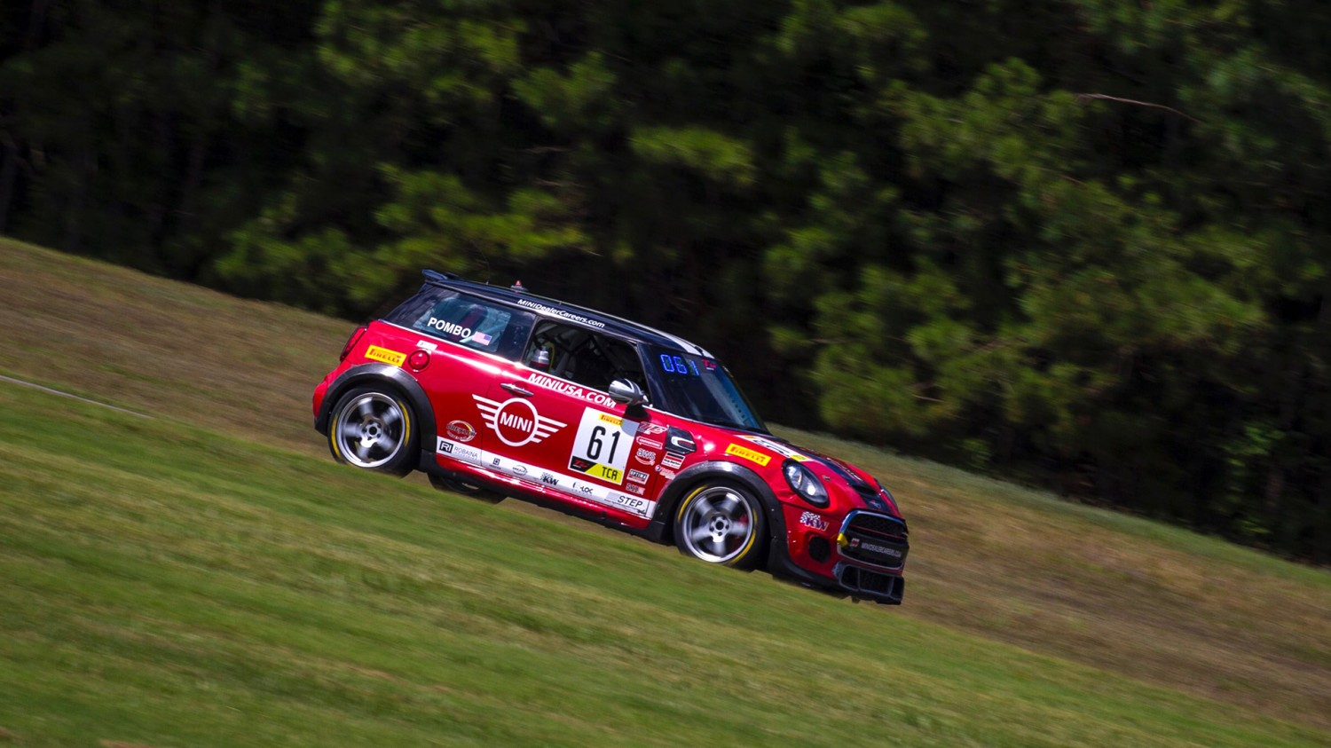 Maxson Takes Pole For TC America Race 1 at VIR; Grahovec In TC; Pombo Takes TCA