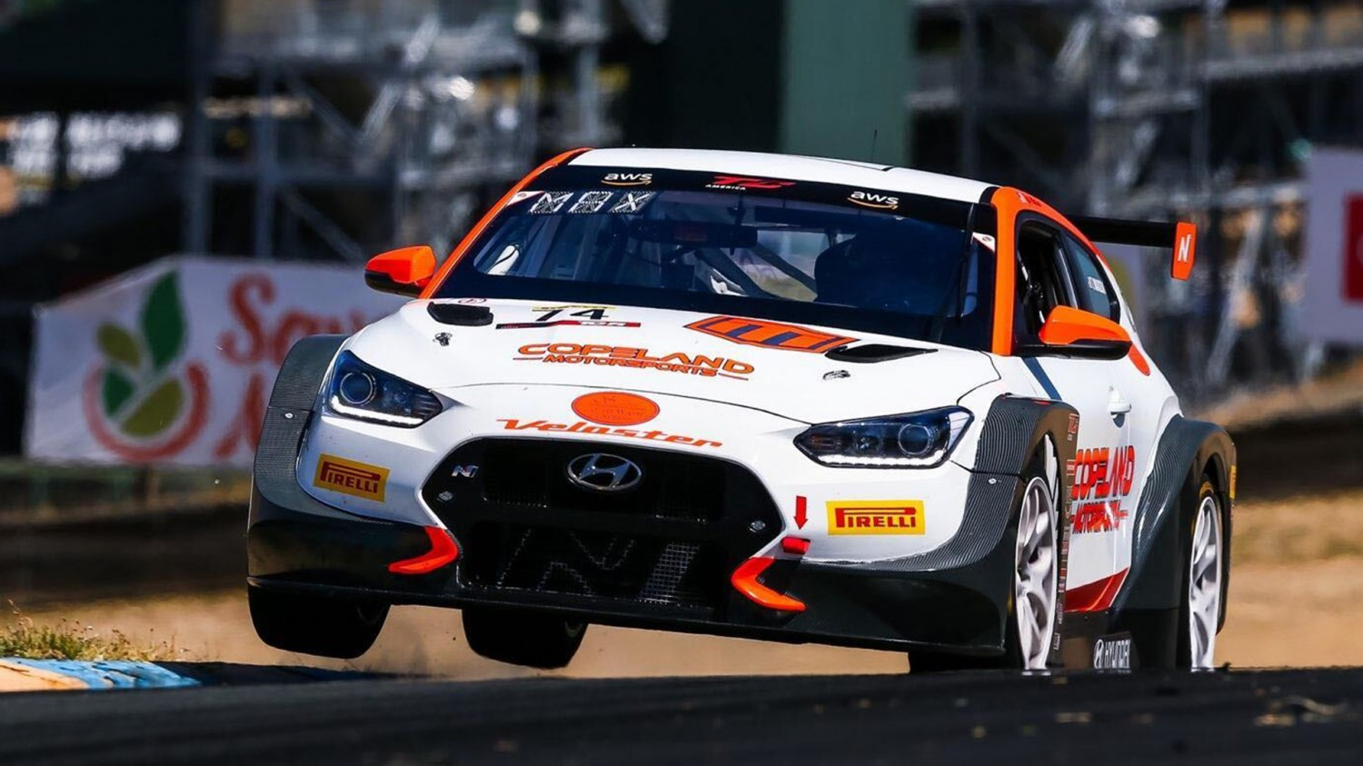 Maxson Cruises To TCR Win Number Six of 2020 Season