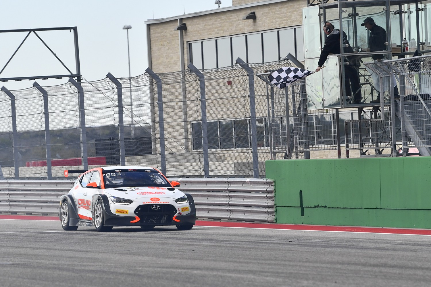 Maxson Wins TCR Race 1 at Circuit of the Americas; Clay Takes TC; Gonzalez Rules in TCA