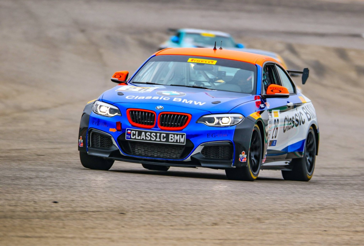 Fast Track Racing Fields 3 TC BMW M240iR Cup Sports Cars at COTA for SRO TC America Season Openers This Weekend