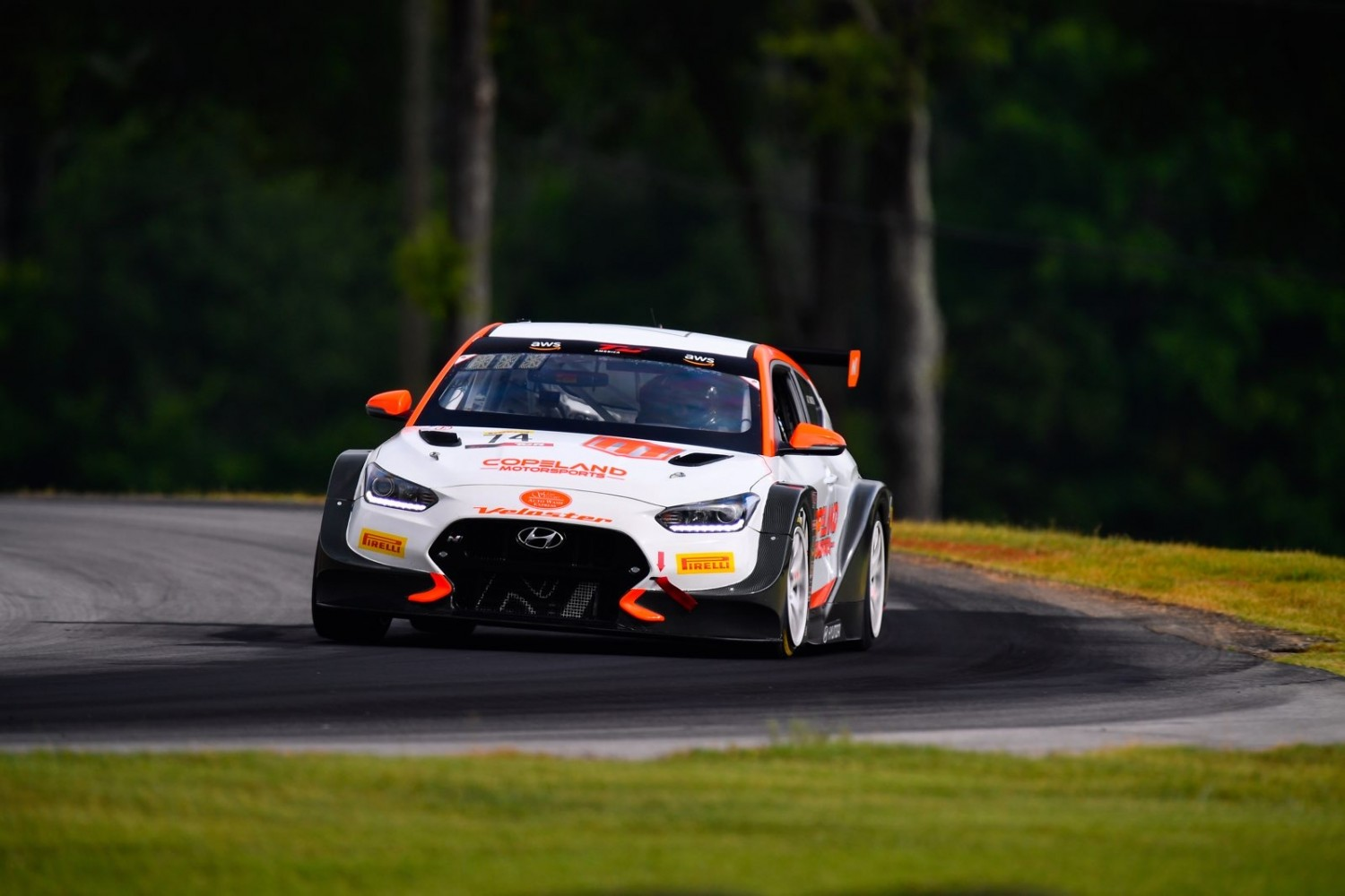 Maxson Leads Opening TC America Practice Session from VIR