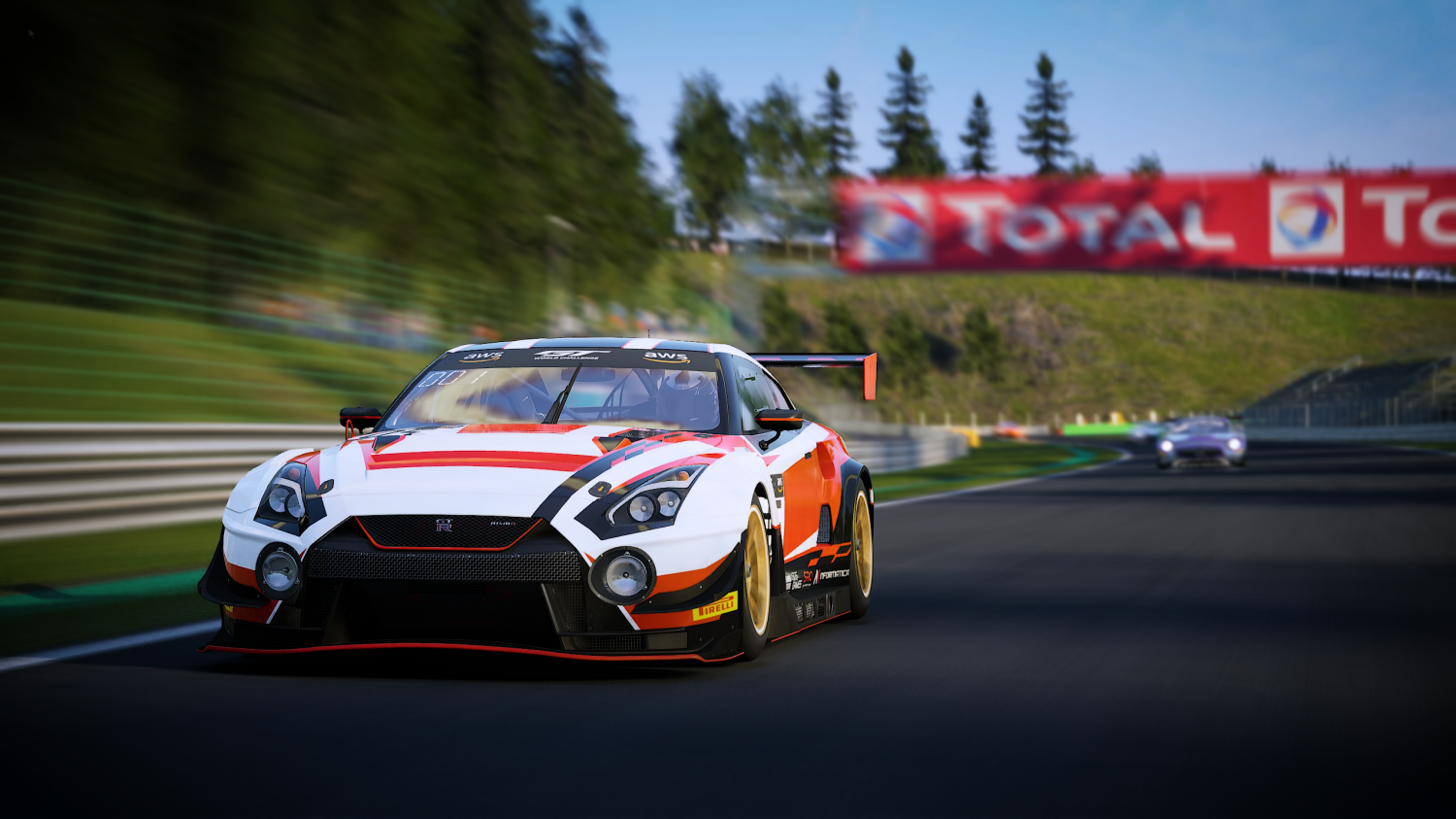 Hat Trick for Heitkotter in GT Rivals Round 4 at Spa Francorchamps