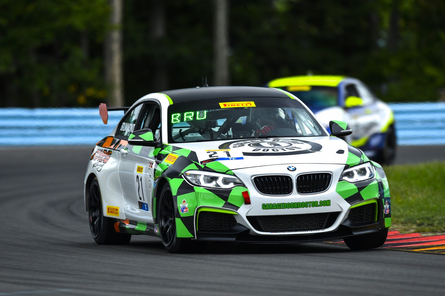 #21 BMW M240iR Cup of Mark Brummond, Auto Technic Racing, Watkins Glen World Challenge America, Watkins Glen NY  | SRO Motorsports Group
