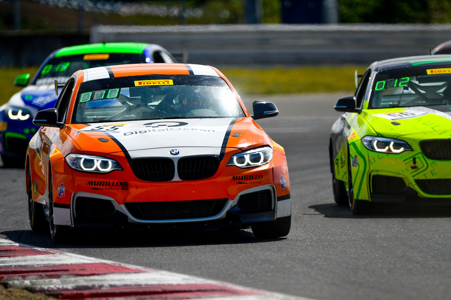 #55 BMW M235iR Cup of Moisey Uretsky, Rose Cup Races, Portland OR  | Gavin Baker/SRO
