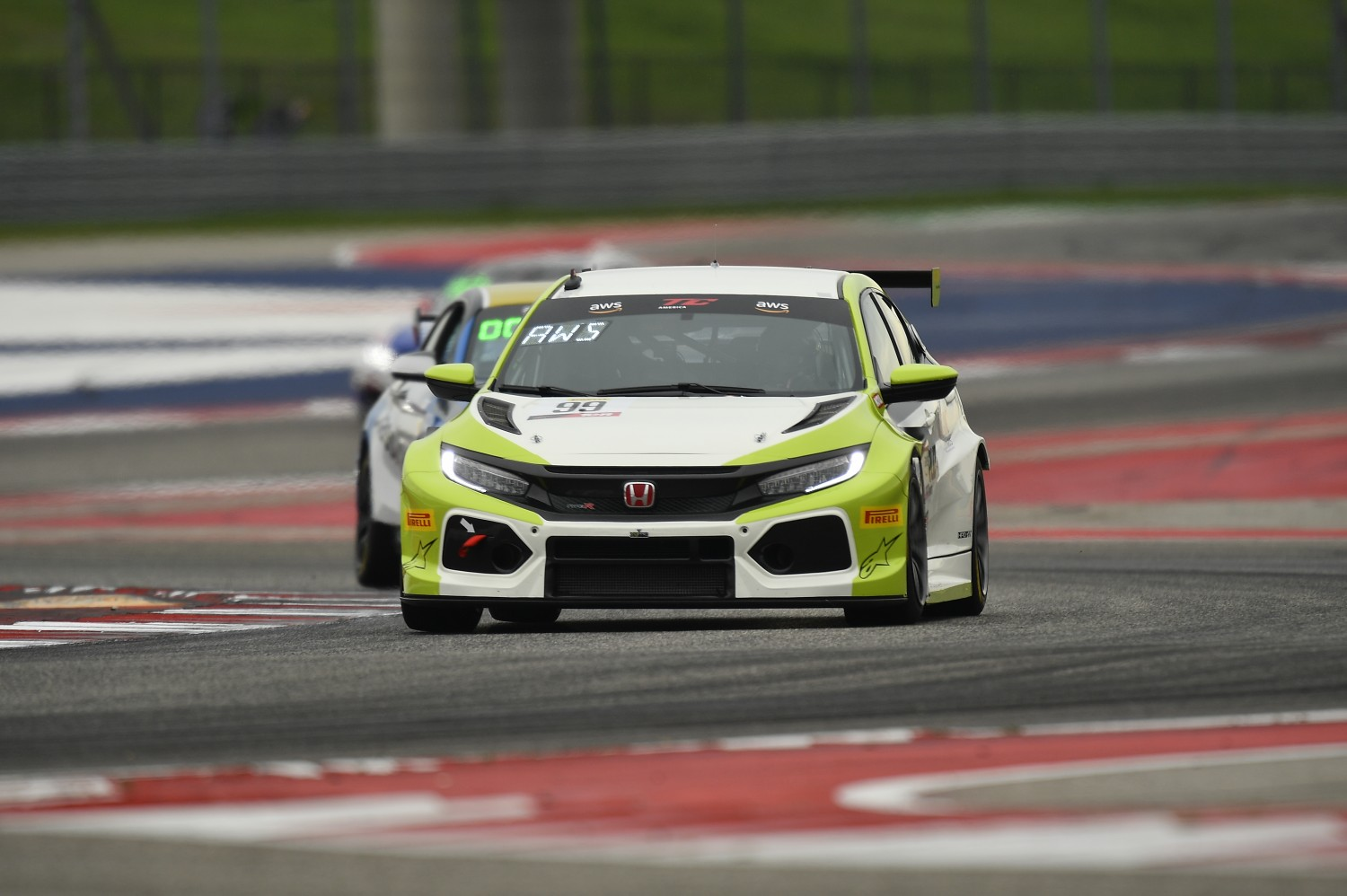 #99 TCR, VGMC Racing, Victor Gonzalez Jr, PRI Honda Civic Type-R, 2020 SRO Motorsports Group - Circuit of the Americas, Austin TX  | SRO Motorsports Group