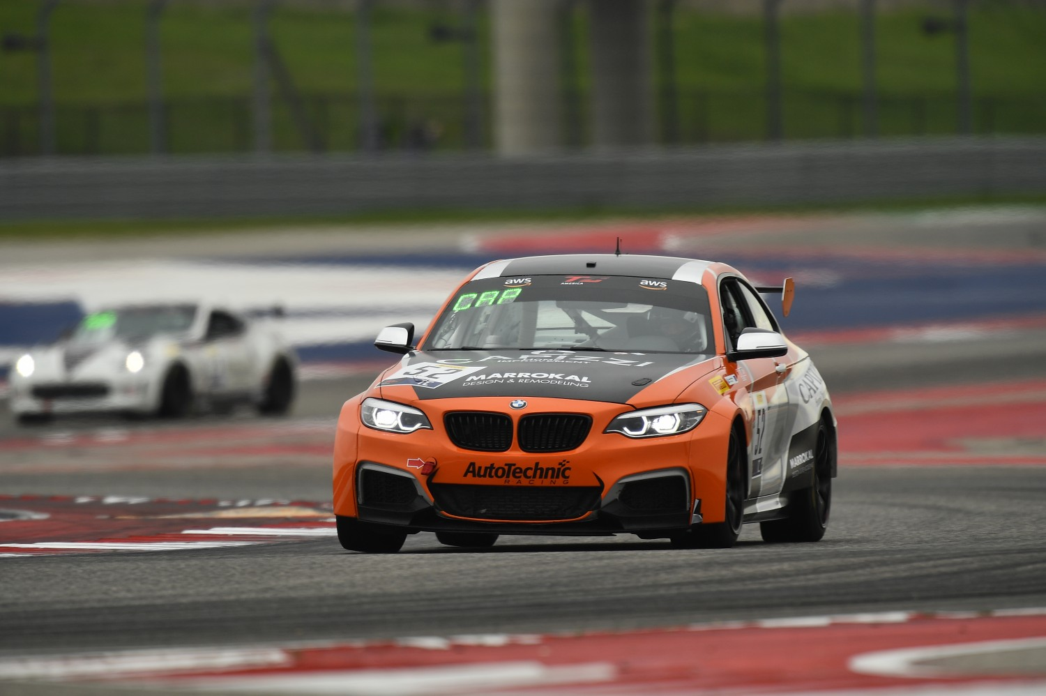 #52 TC, Auto Technic Racing, Tom Capizzi, BMW M240iR Cup, 2020 SRO Motorsports Group - Circuit of the Americas, Austin TX  | SRO Motorsports Group