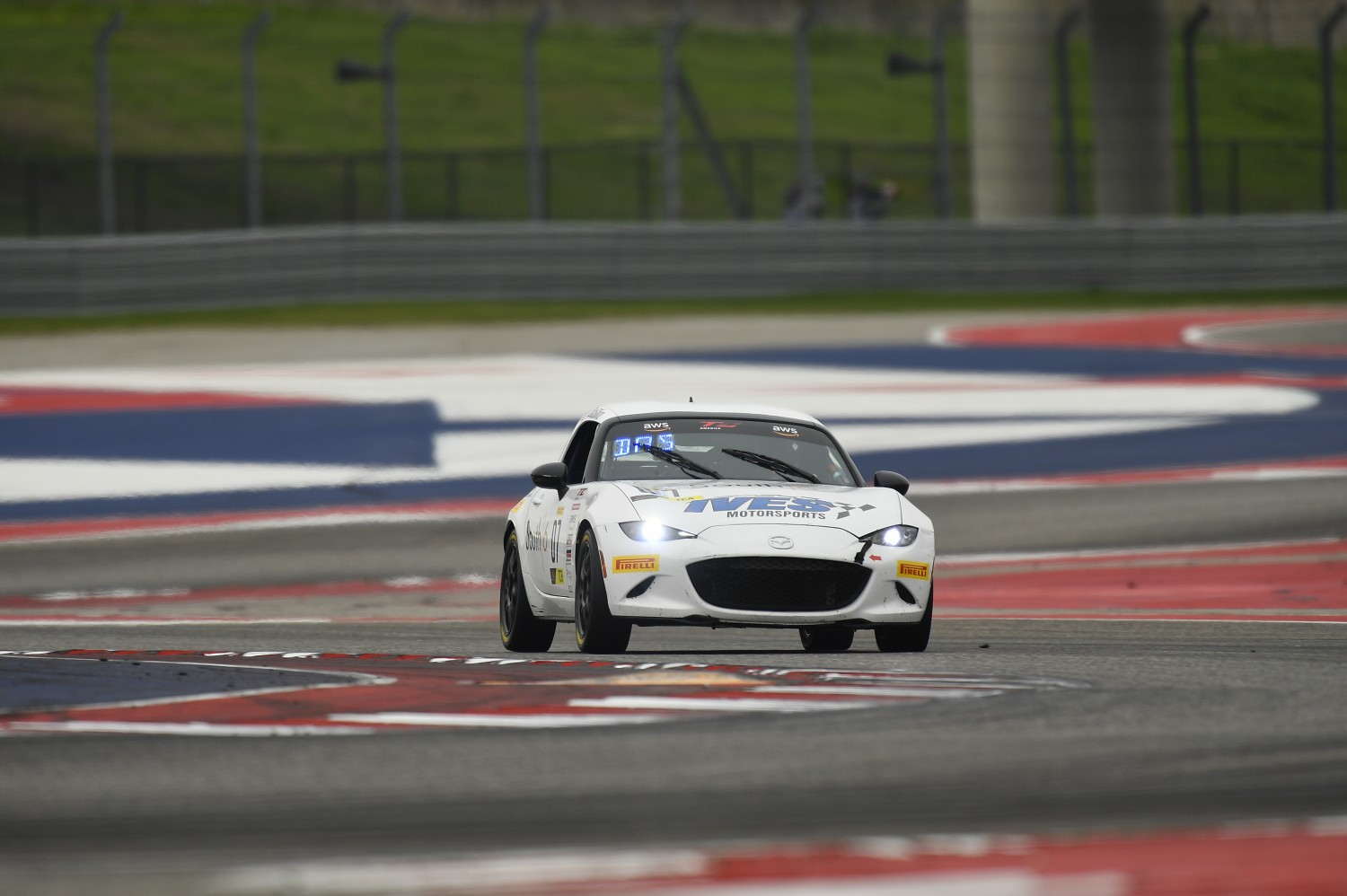 #07, 2020 SRO Motorsports Group - Circuit of the Americas, Austin TX  | SRO Motorsports Group