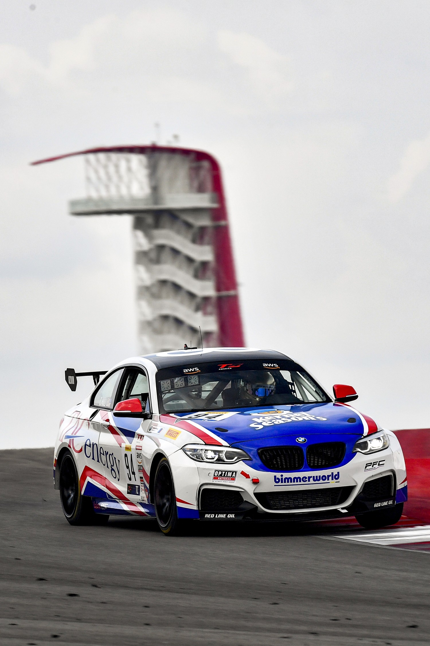 #94 BMW M240iR Cup of Chandler Hull, BimmerWorld, TC,    2020 SRO Motorsports Group - COTA2, Austin TX Photographer: Gavin Baker/SRO | © 2020 Gavin Baker