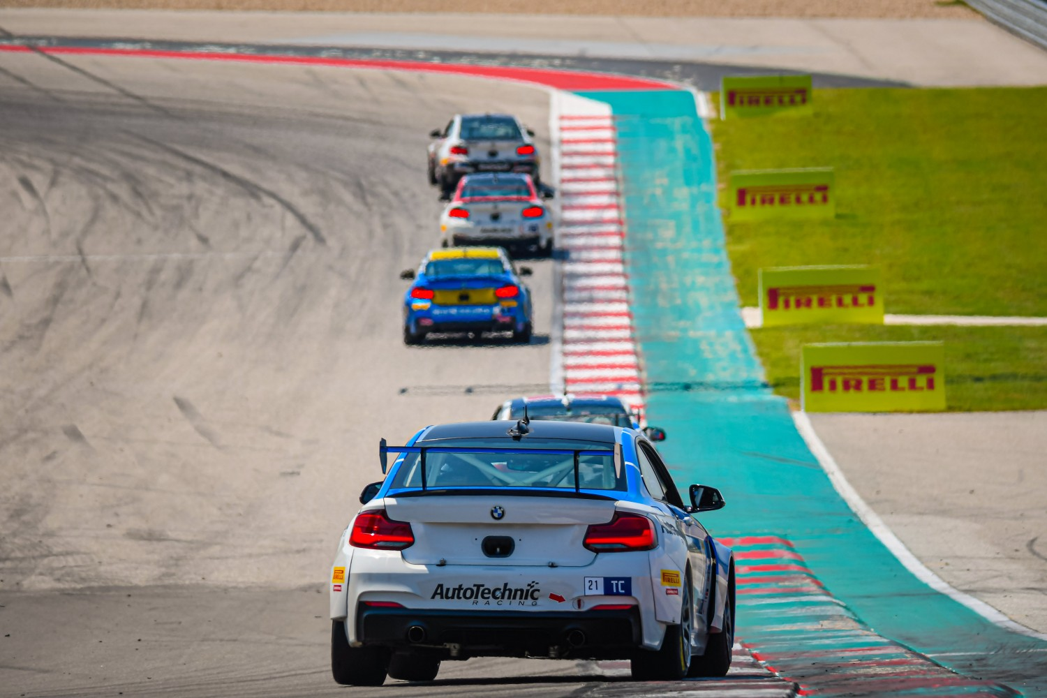 #21 BMW M240iR Cup of Austen Smith, Auto Technic Racing, TC, SRO America, Circuit of the Americas, Austin TX, September 2020.  | SRO Motorsports Group