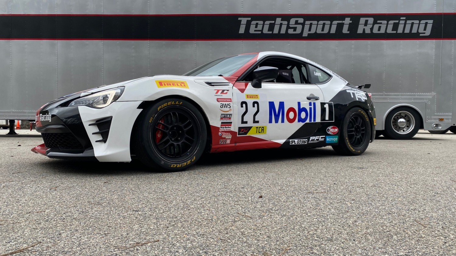 TechSport Racing Returns for 2021 TC America Season with TRD