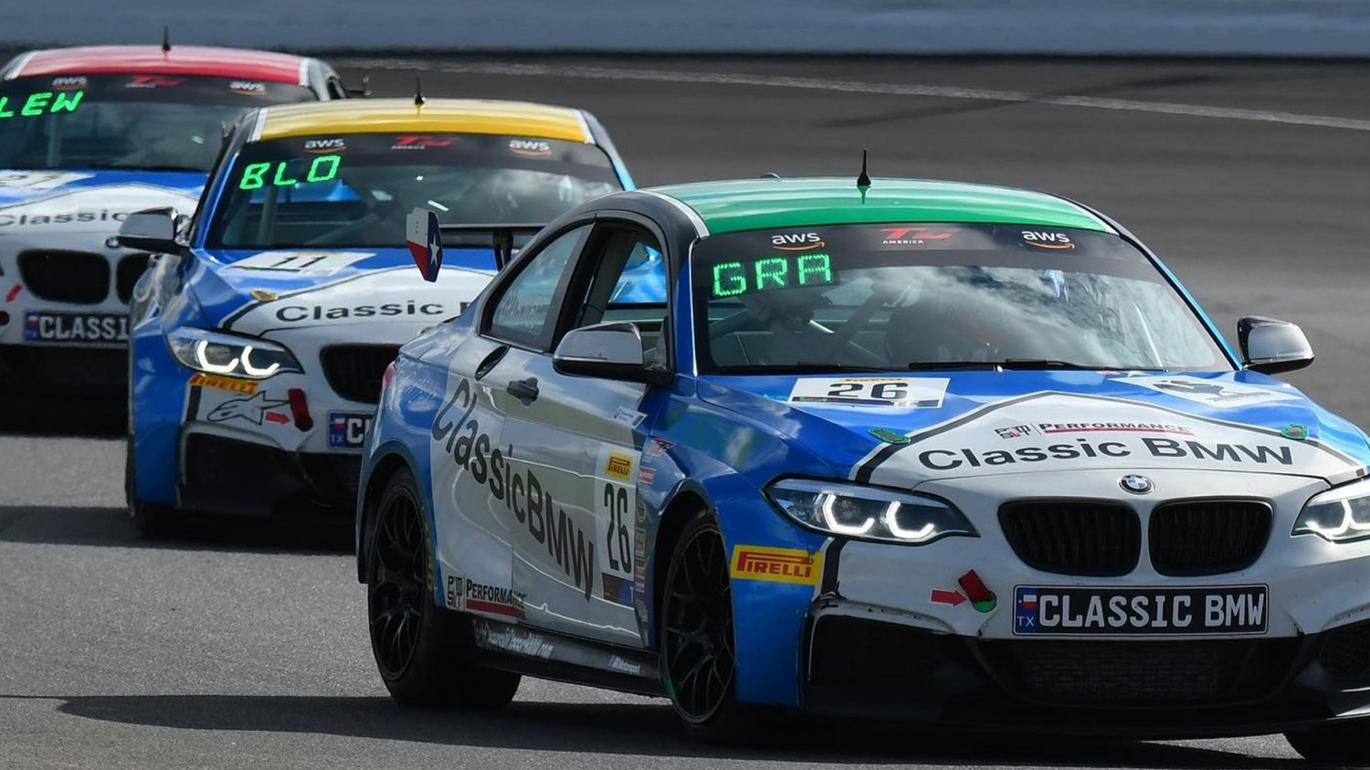 Fast Track Racing/Classic BMW Team Debuts New BMW M2 TCX This Weekend in TC America Season Opener at Sonoma Raceway